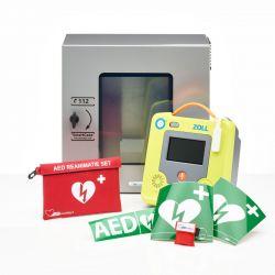 ZOLL AED 3 + buitenkast