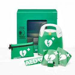 DefiSign LIFE AED + buitenkast
