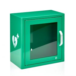 AED kast groen