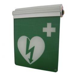 AED bord LED 22x18