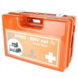 BHV koffer oranje kruis