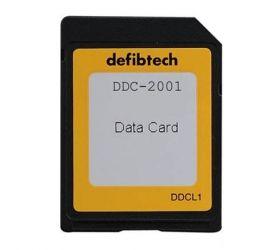 Defibtech View Data Geheugen Card