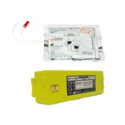 Cardiac Science G3 accu en elektrode set