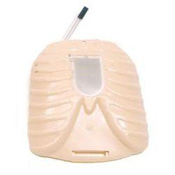 Laerdal borstplaat met electronica voor Resusci Baby
