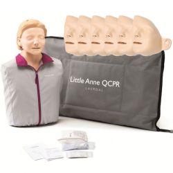 Laerdal Little Anne QCPR, lichte huid