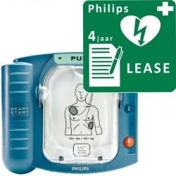 AED lease Philips