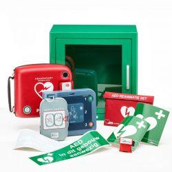 Philips FRx AED + binnenkast