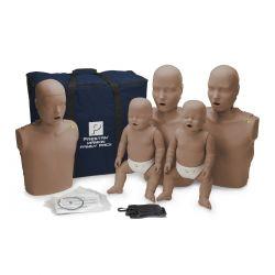 Prestan Family Pack, donkere huid