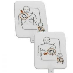 Prestan AED Trainer vervangingsplakkers