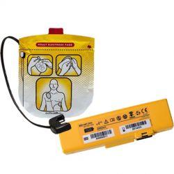lifeline view elektroden + batterij
