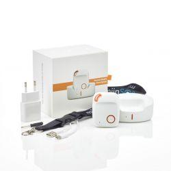Luxe SOS-knop 4G wit