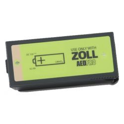 ZOLL AED Pro batterij