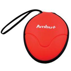 Ambu Res-Cue Mask softcase met zuurstof inlaat