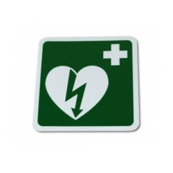 AED bord 20x20