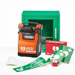 Powerheart G5 AED + binnenkast