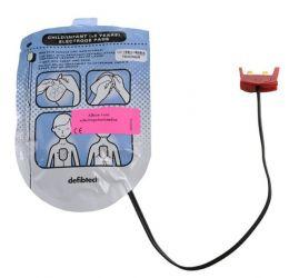 Defibtech Lifeline trainingselektroden kind