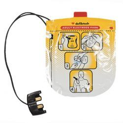 aed pads lifeline view