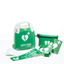 DefiSign Life AED voorkant