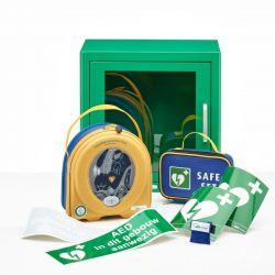 HeartSine 350P AED + binnenkast