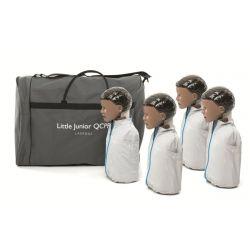 Laerdal Little Junior QCPR 4-pack, donkere huid