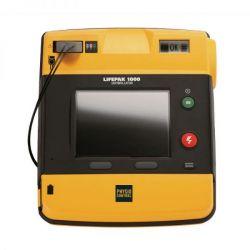 LIFEPAK 1000 defibrillator ECG