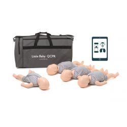 Laerdal Little Baby QCPR 4-pack, lichte huid