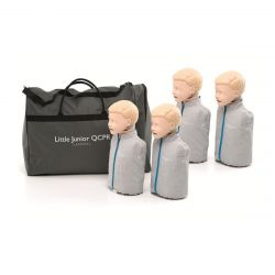 Laerdal Little Junior QCPR 4-pack, lichte huid