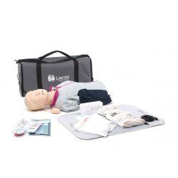 Laerdal Resusci Anne met QCPR AED Torso en Draagtas