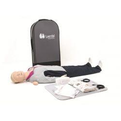 Laerdal Resusci Anne QCPR Full Body in koffer (nieuwe versie)