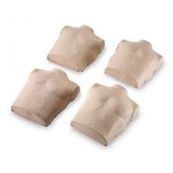 Prestan 4 pack vervangende huid volwassenen torso