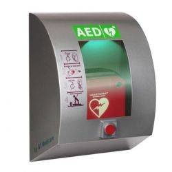 Sixcase SC1430 RVS AEDkast
