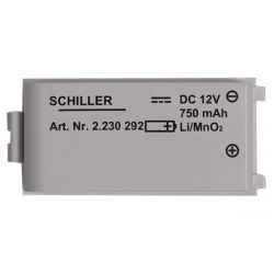 AED batterij Schiller Easyport