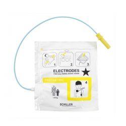 Kinder AED elektrode Schiller FRED easy