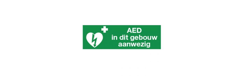 Waar vind ik een AED?