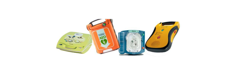 Wat is de levensduur van een AED?