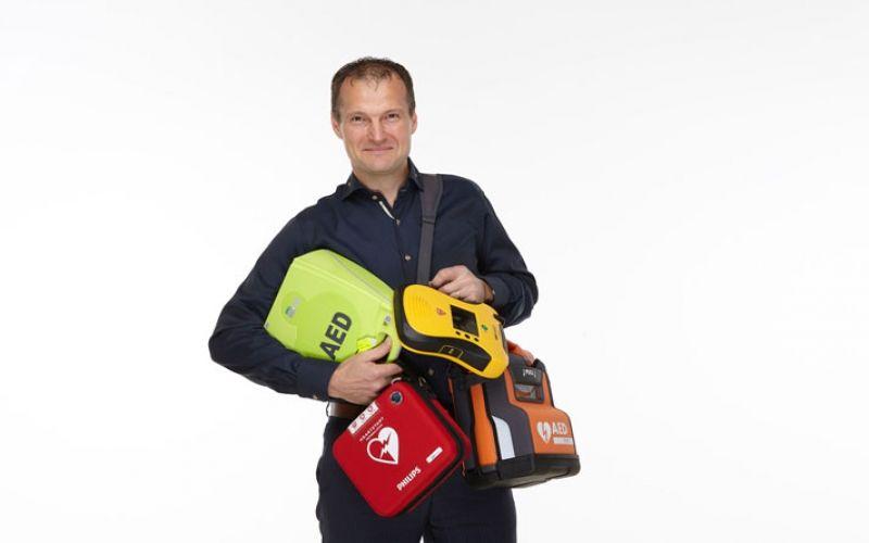 Wanneer is mijn AED aan vervanging toe?