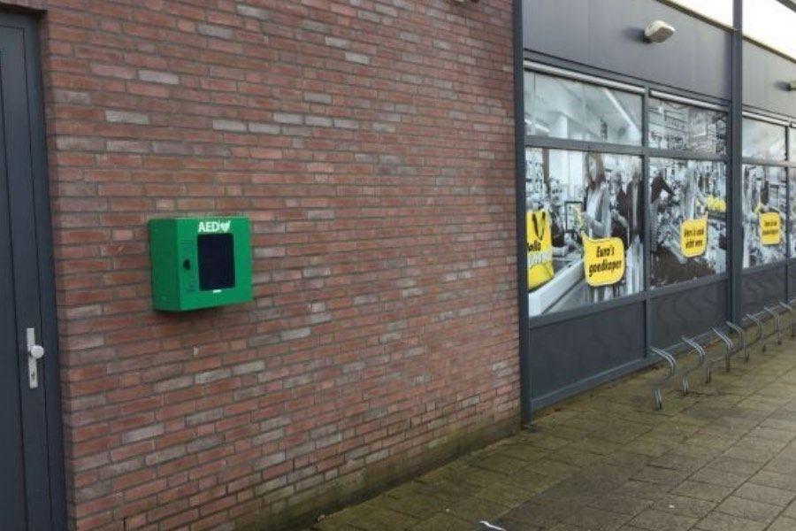 5000 AED's nodig voor dekkend AED netwerk in Nederland