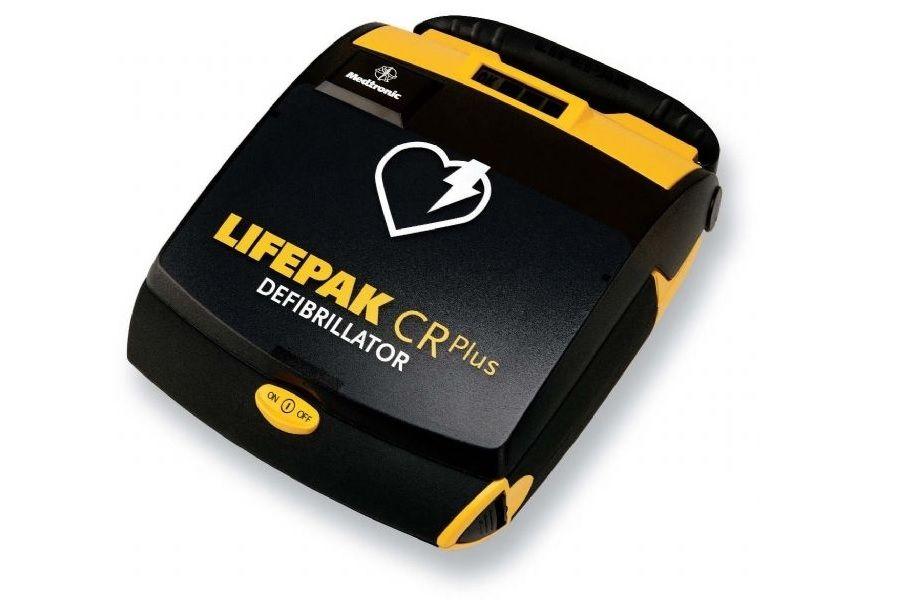 Physio-Control Lifepak CRplus AED niet meer leverbaar
