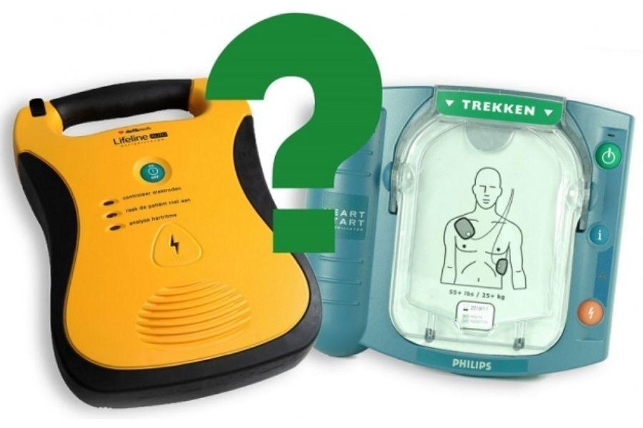 AED voor dummies - wat is belangrijk om te weten over een AED