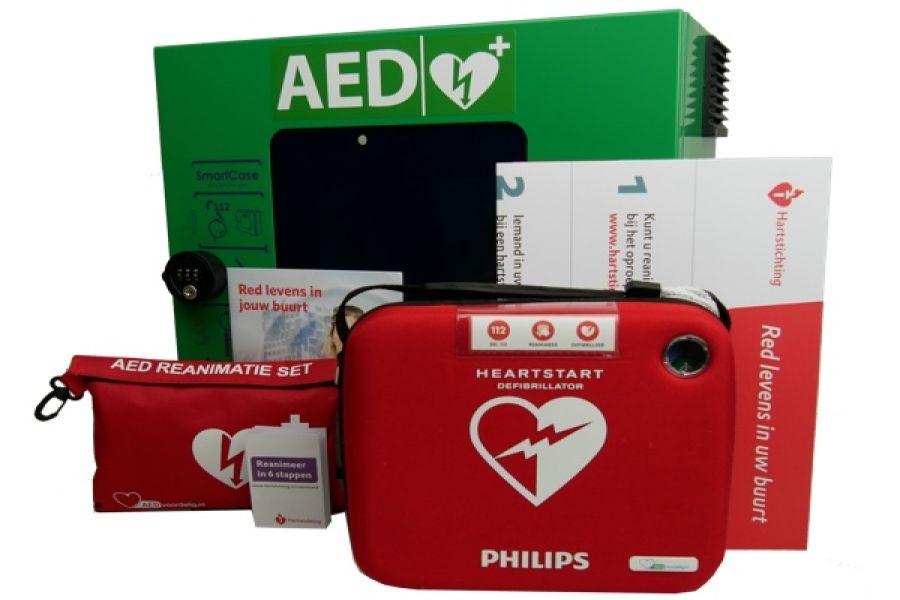 Buurt AED pakket en meer