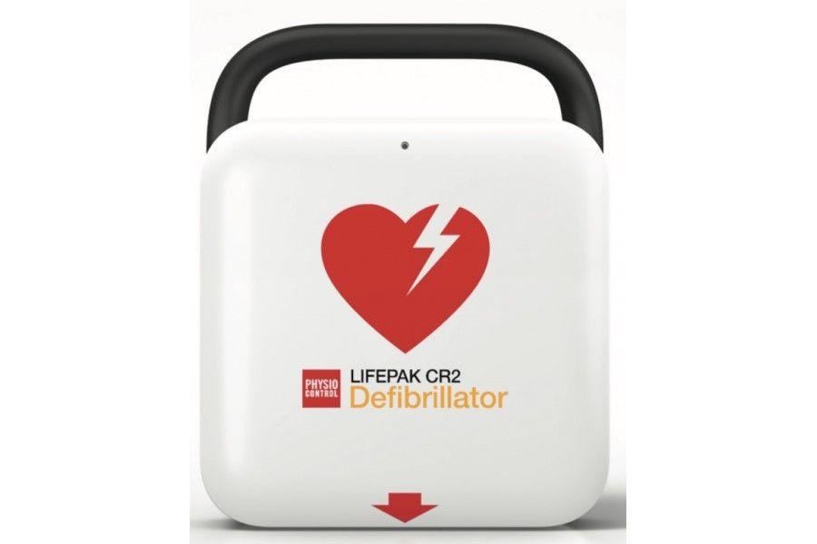 Mogelijk probleem met de LIFEPAK CR2 AED