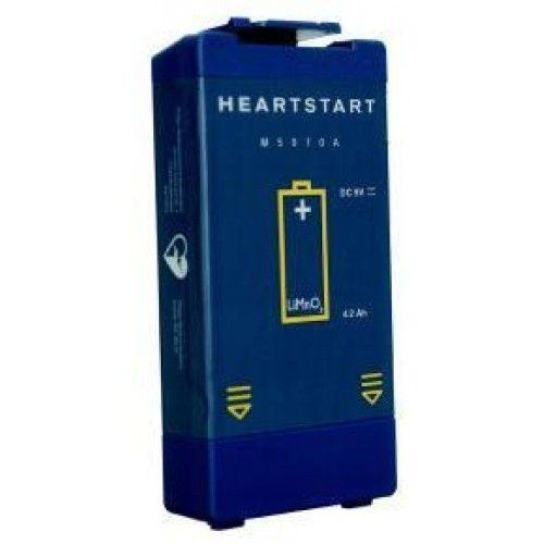AED accu vervangen