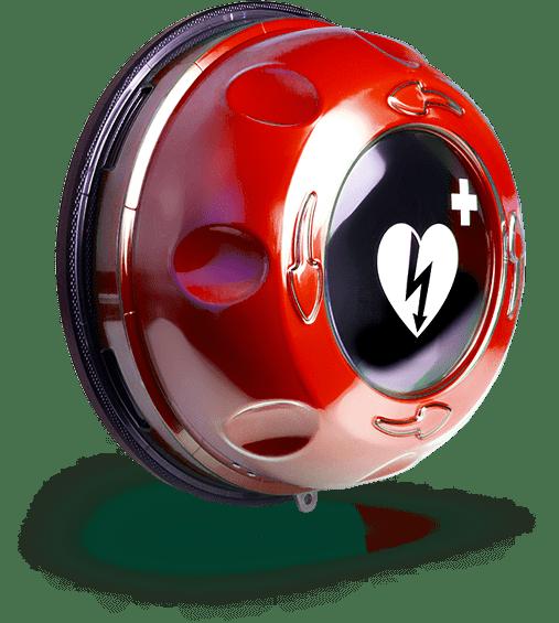 Buurt AED kast Rotaid